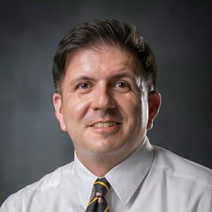 dr. ron mellado miller, associate professor at brigham young university in laie, hawaii and humantelligence science advisor